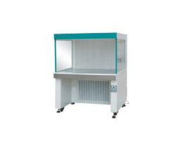 Horizontal flow table