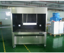 100 grade clean worktable
